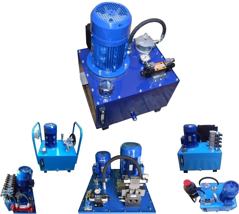 Гидравлический агрегат, агрегат - новый - производитель