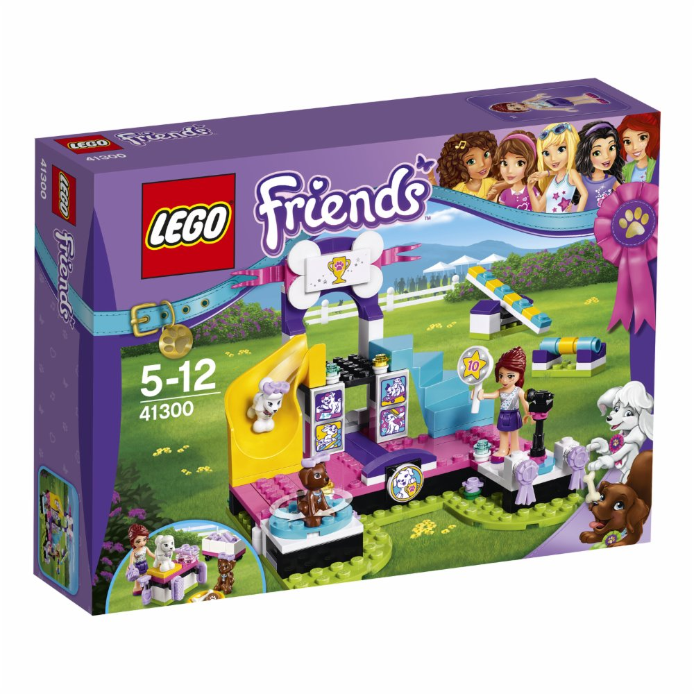Lego priatelia šteňatá majstrovstvá 41300