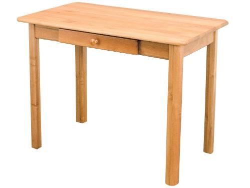 MASÍVNY stôl 70x60 so zarážkou konferenčný stolík borovica bar