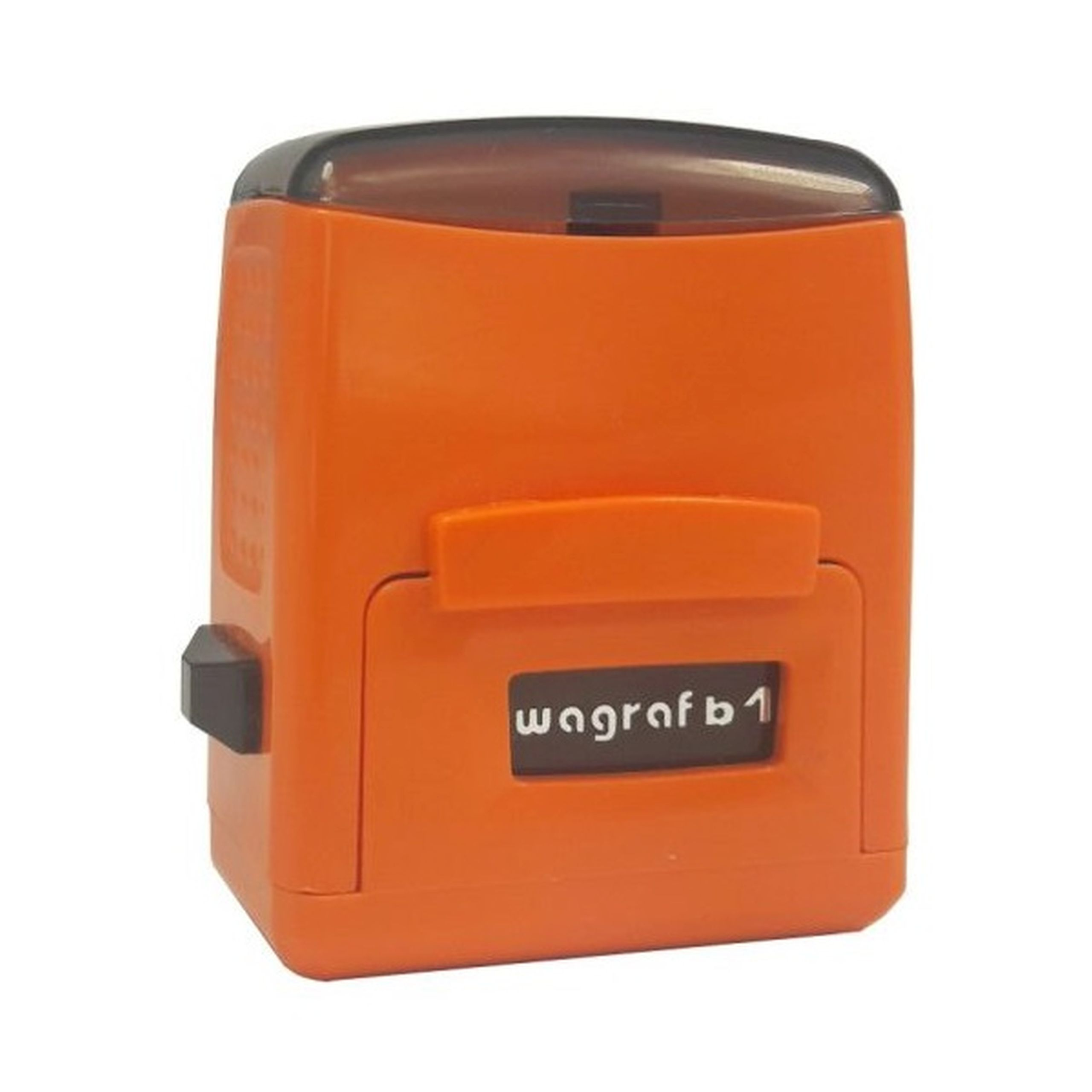 Item Stamp with gum Wagraf b 1s 1 - 2 lines lines