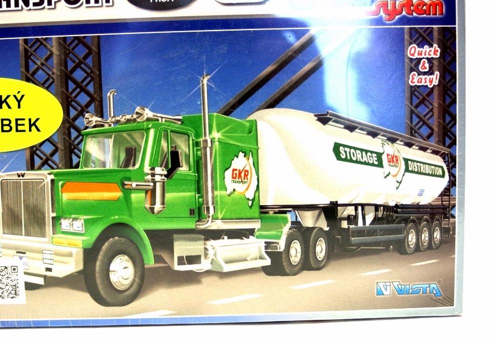 GKR Transport Western Star USA TRUCK model 1:48