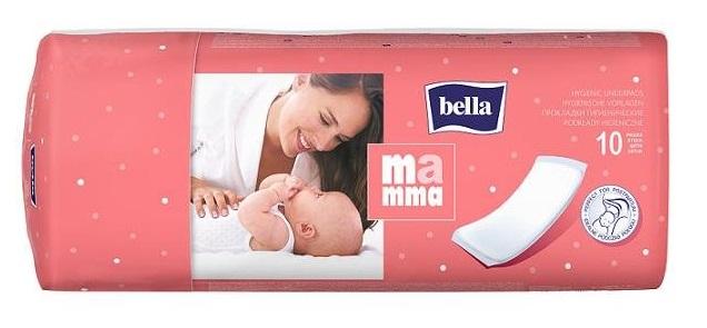 BELLA MAMMA Гигиеническая послеродовая основа 10 предметов