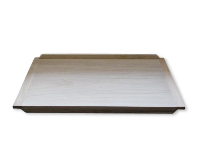 Obojstranný drevený prístrešok + valček zadarmo!