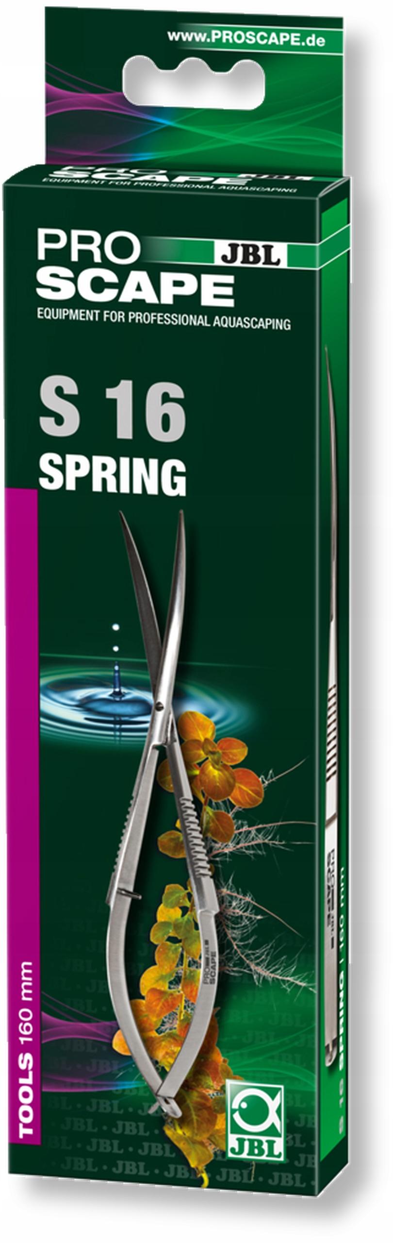 JBL ProScape Nástroj S jar nožnice 16 cm