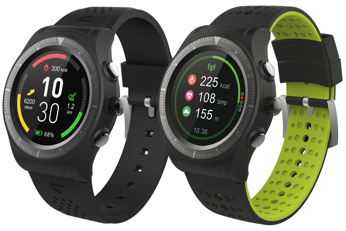 SMARTWATCH OVERMAX TOUCH 5.0 GPS BLUETOOTH