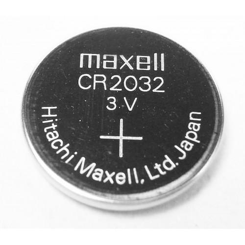 JAPOŃSKA bateria litowa MAXELL 3V CR 2032 10 sztuk Marka Maxell