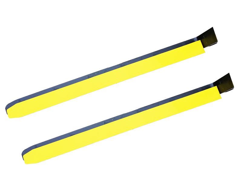 Вилы для поддонов для защиты вилочных погрузчиков PUR