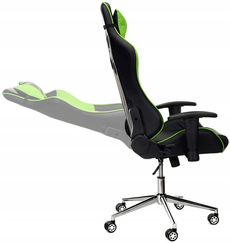 fotel gamingowy odchylany