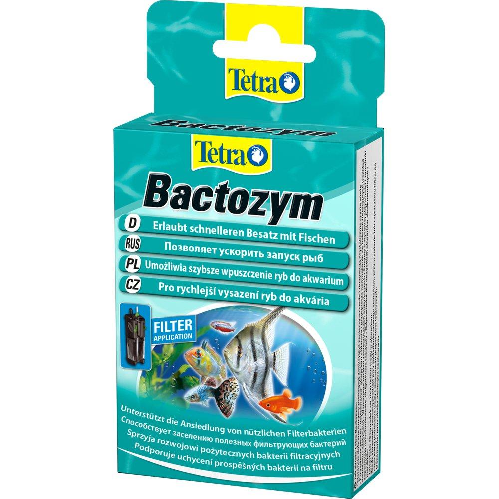 Tetra Bactozym ферменты для бактерий в 1 капсуле