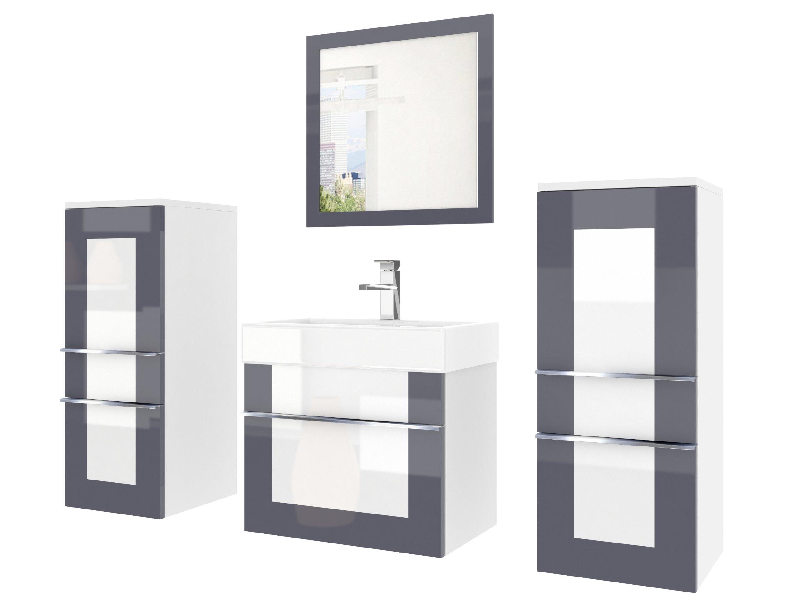 Мебель для ванной комнаты комплект мебели зеркало