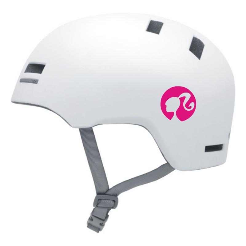 Barbie Barbi Helmet Sticker 403-2 P Rôzne farby