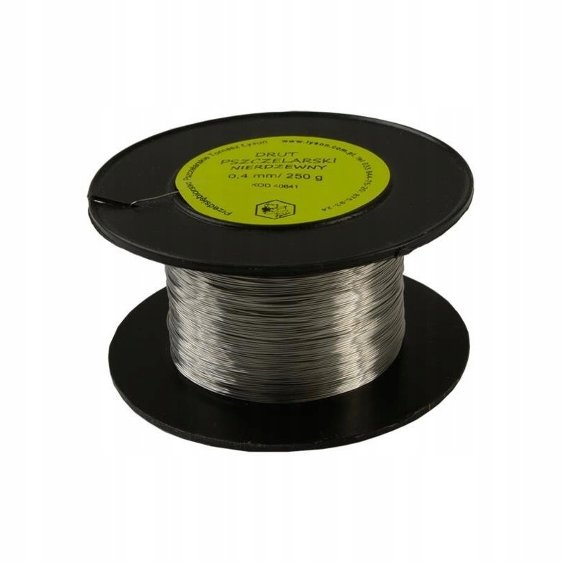 Drut nierdzewny do ramek (0,4 mm) 250g -wzór 40641