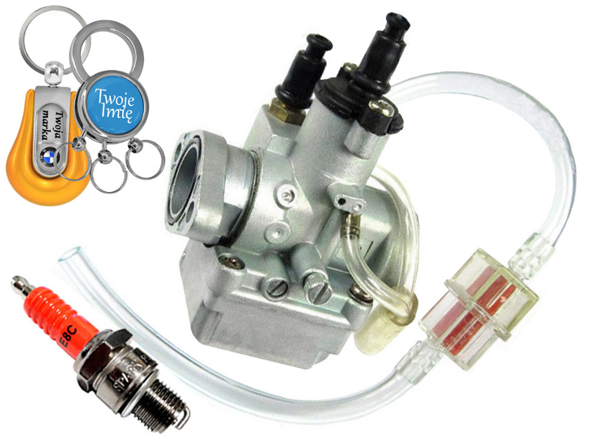 TUNING carburettor AMAL 21MM SIMSON S51 S60 S70 free of charge