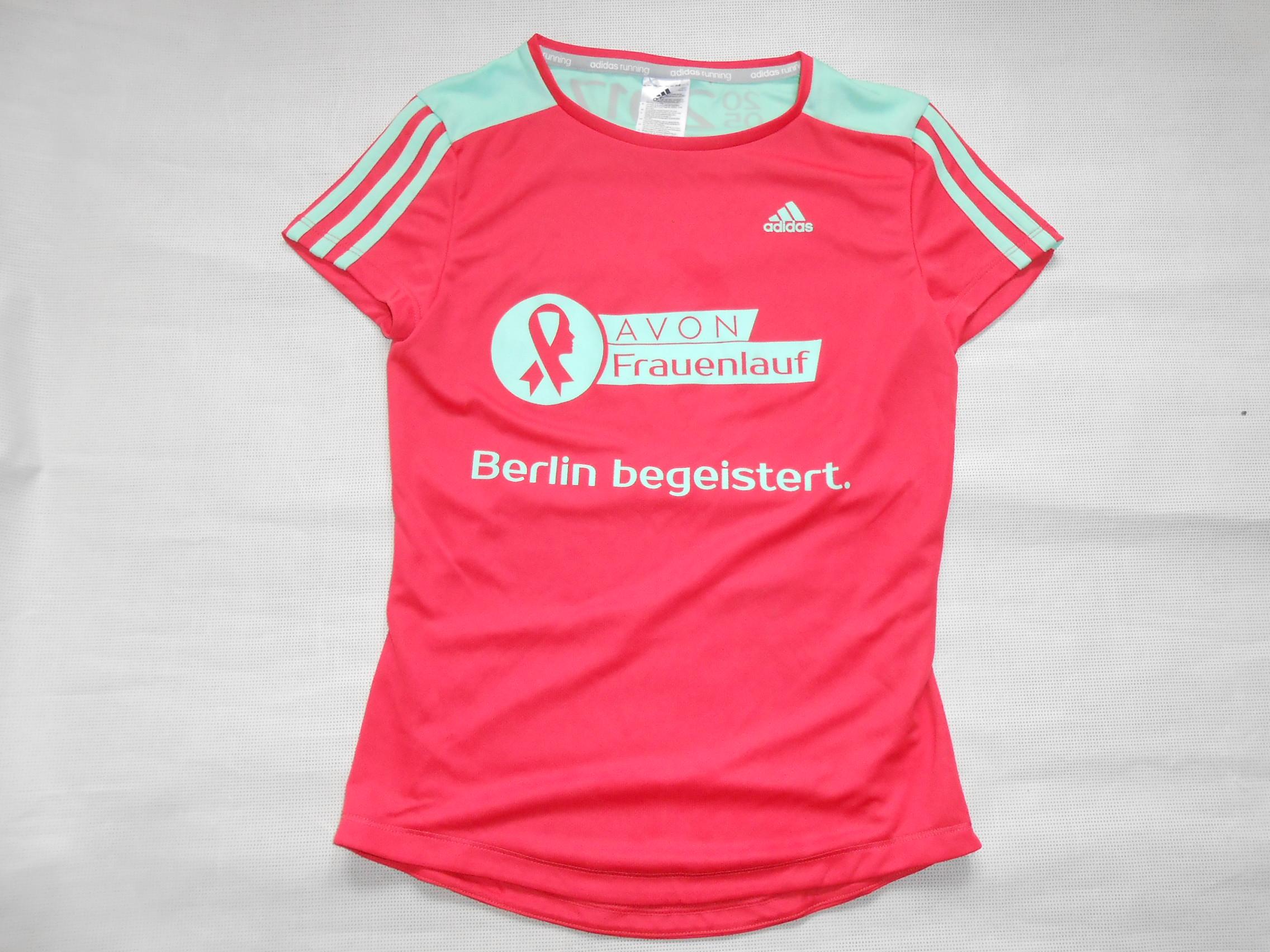 unikalny design buty temperamentu odebrane ADIDAS BERLIN koszulka do biegania damska roz S