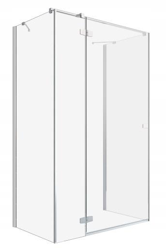 Kabína stenu Fuenta KDJ+S 75x110x75 RADAWAY