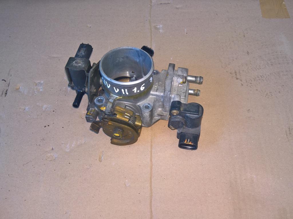 двигатель шаговый заслонка honda civic vii 14