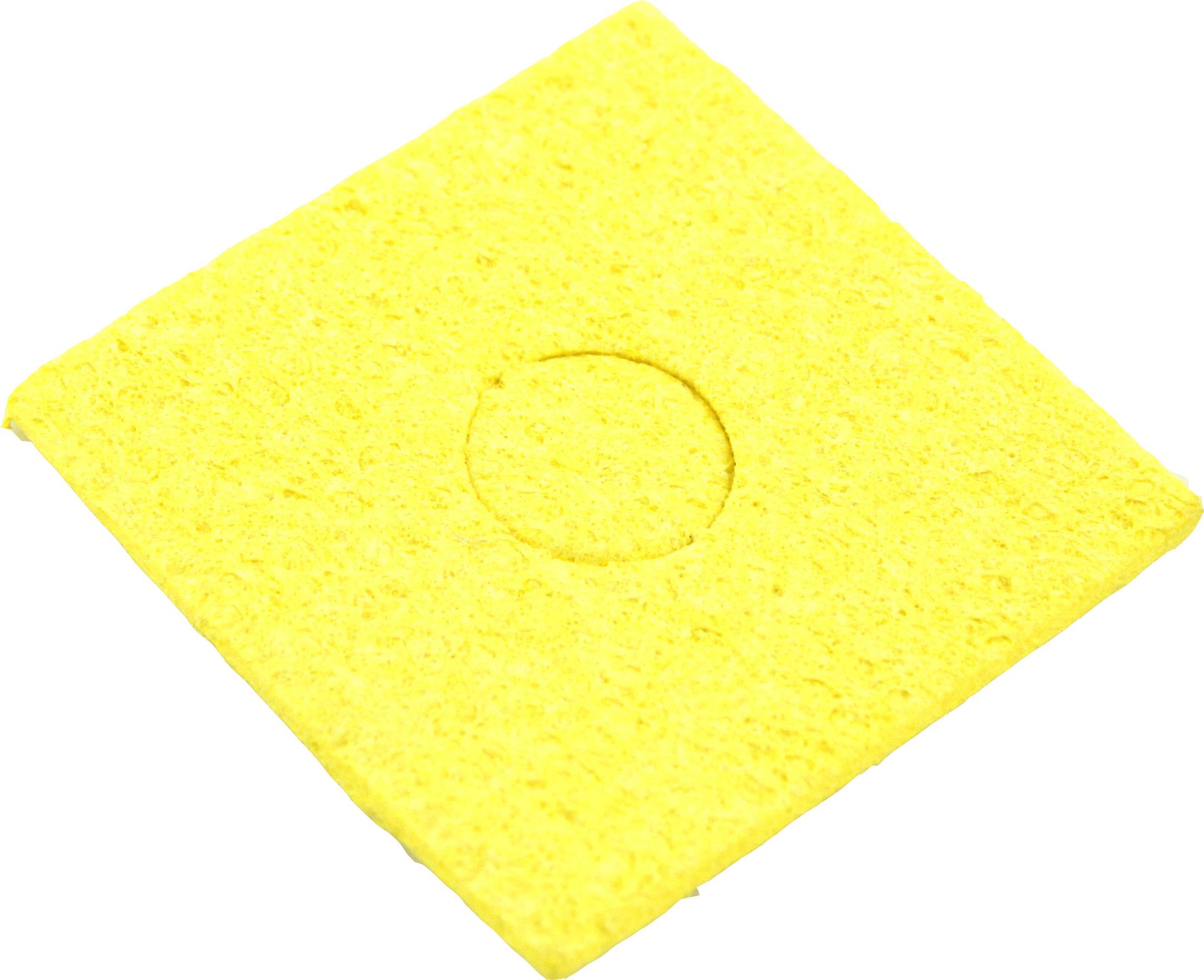Gąbka czyścik do czyszczenia grotów GRUBA__GAB-001