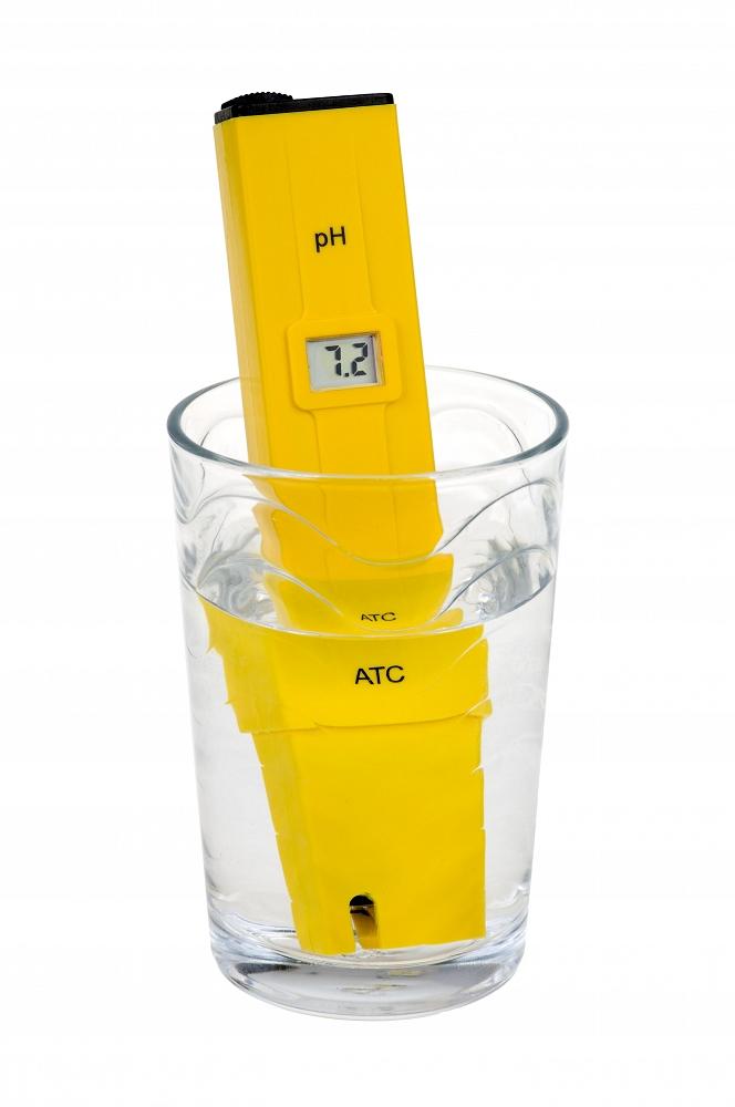 Измеритель pH воды 0-14pH с функцией ATC