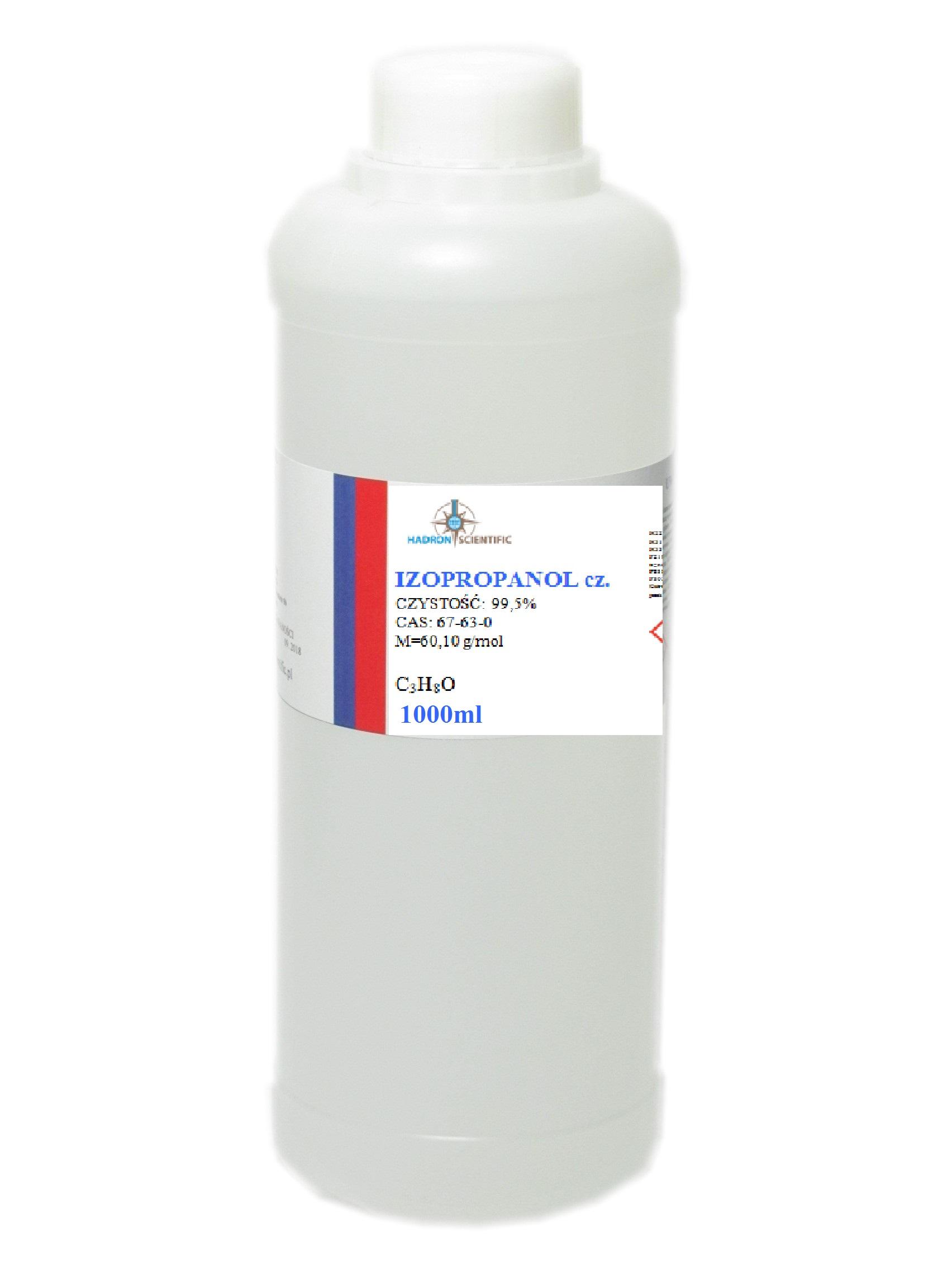 Izopropanol (IPA) CLEAN - 1L