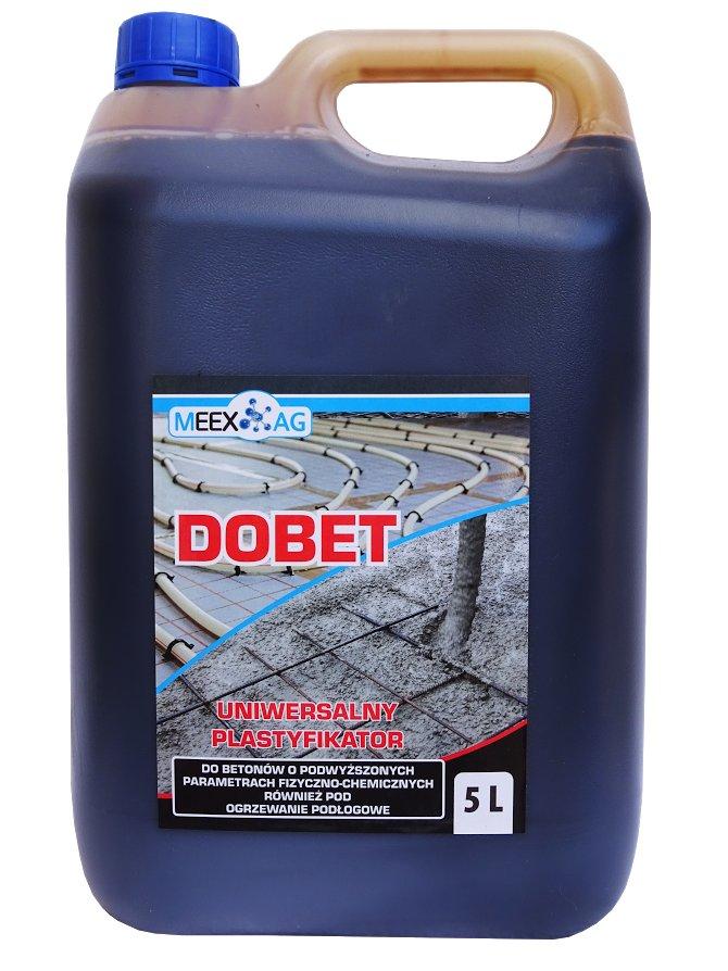 Plastifikátor pre betón -5l - podlahové vykurovanie