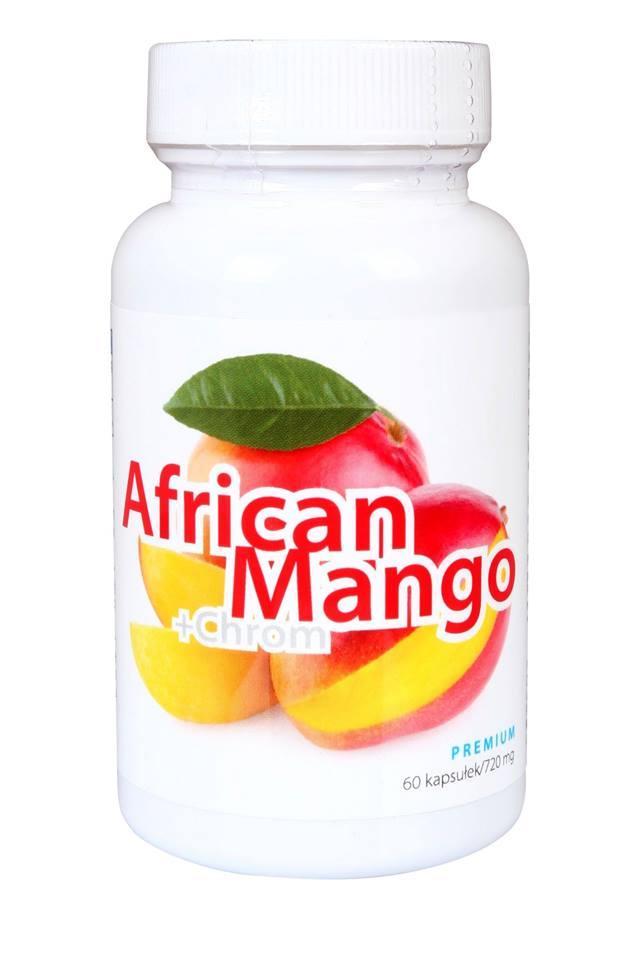 African Mango +Chrom MOCNE TABLETKI ODCHUDZAJĄCE!!