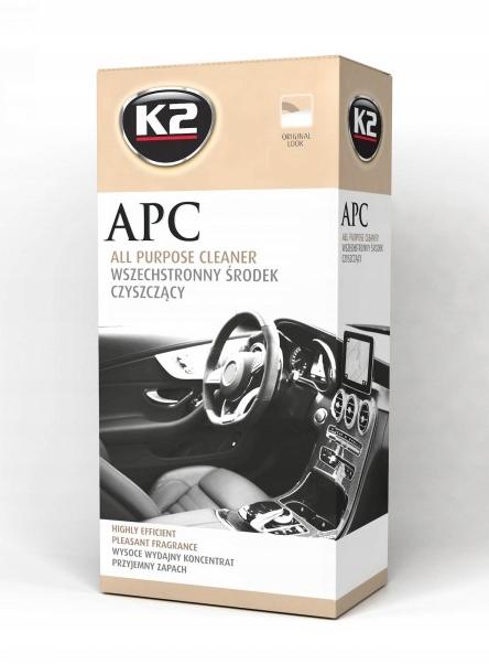 K2 APC 1L uniwersalny środek czyszczący 1L mycie