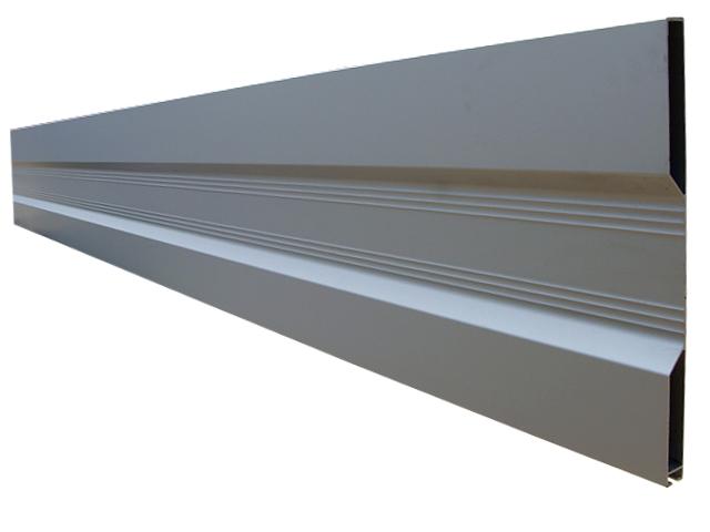 Боковой профиль SIDES алюминиевый H400 - транспортный PL