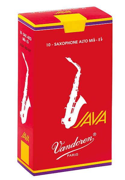 Java červená WEDDLING NA SAX ALTU 1 ks. Č. 1.5