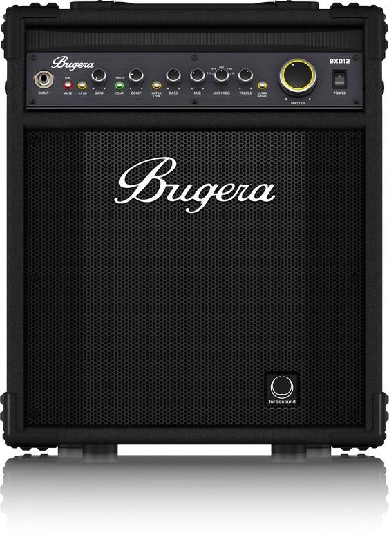 BUGERA BXD12 1000 WAT BASS GUITAR Zosilňovač