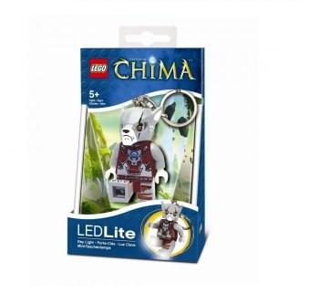 Lego Chima Keychain LED WORRIZ LKL KE37