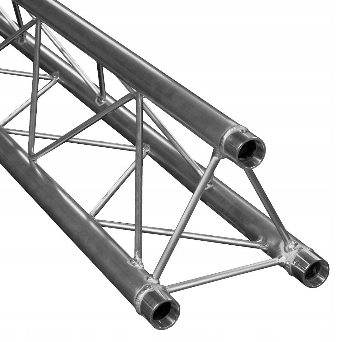 DT 23 - Trisystem - 150 cm Hliníková štruktúra