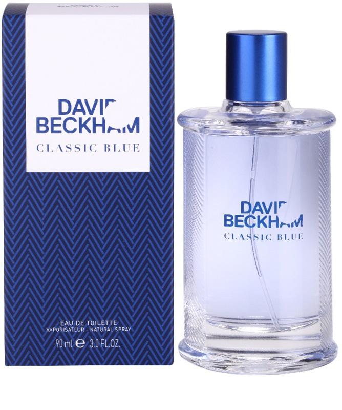 Perfumy męskie David Beckham Classic Blue 90 ml
