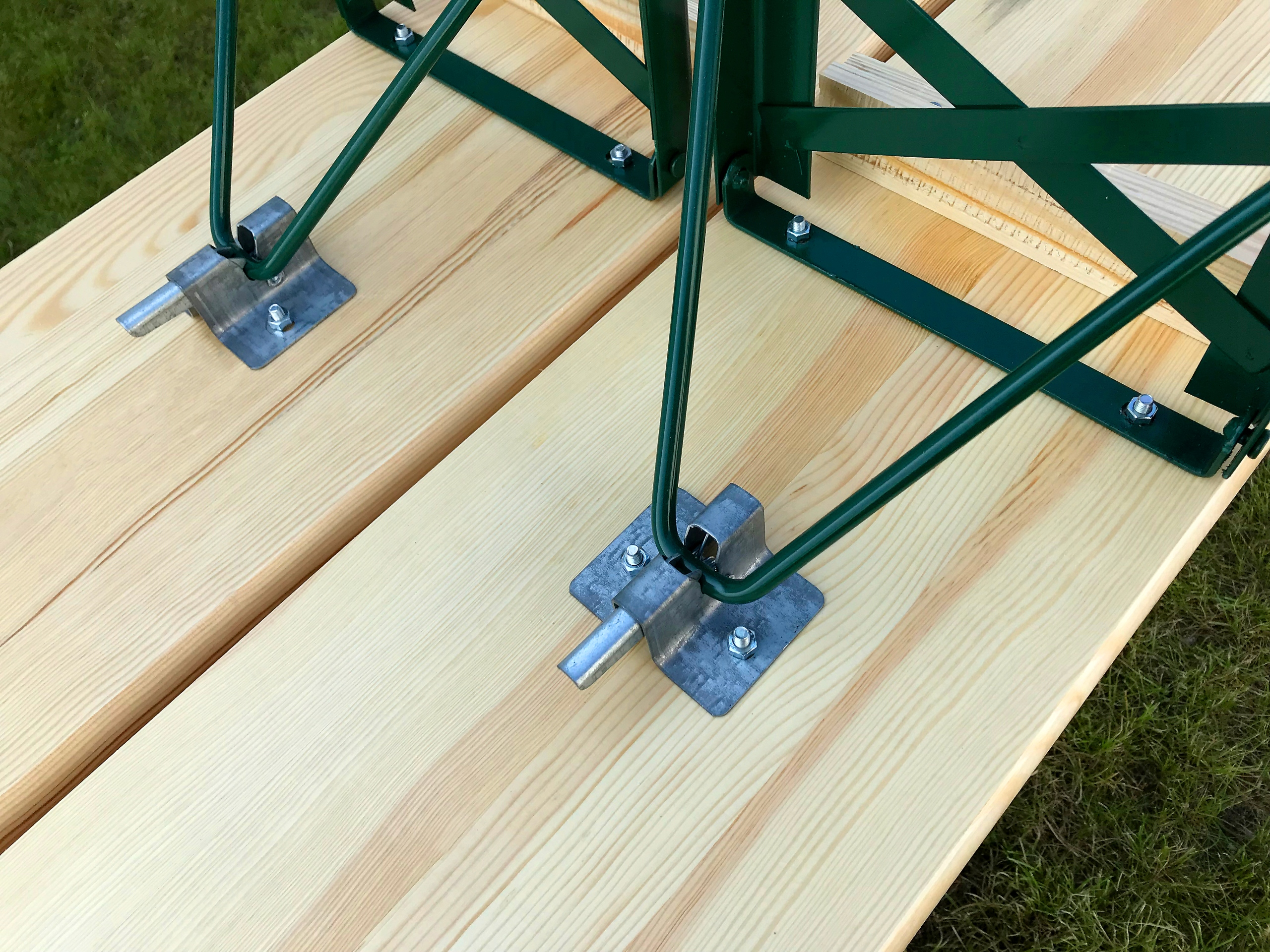 banketová súprava pivný stôl 80 cm + 2 lavice EAN 5907653830518