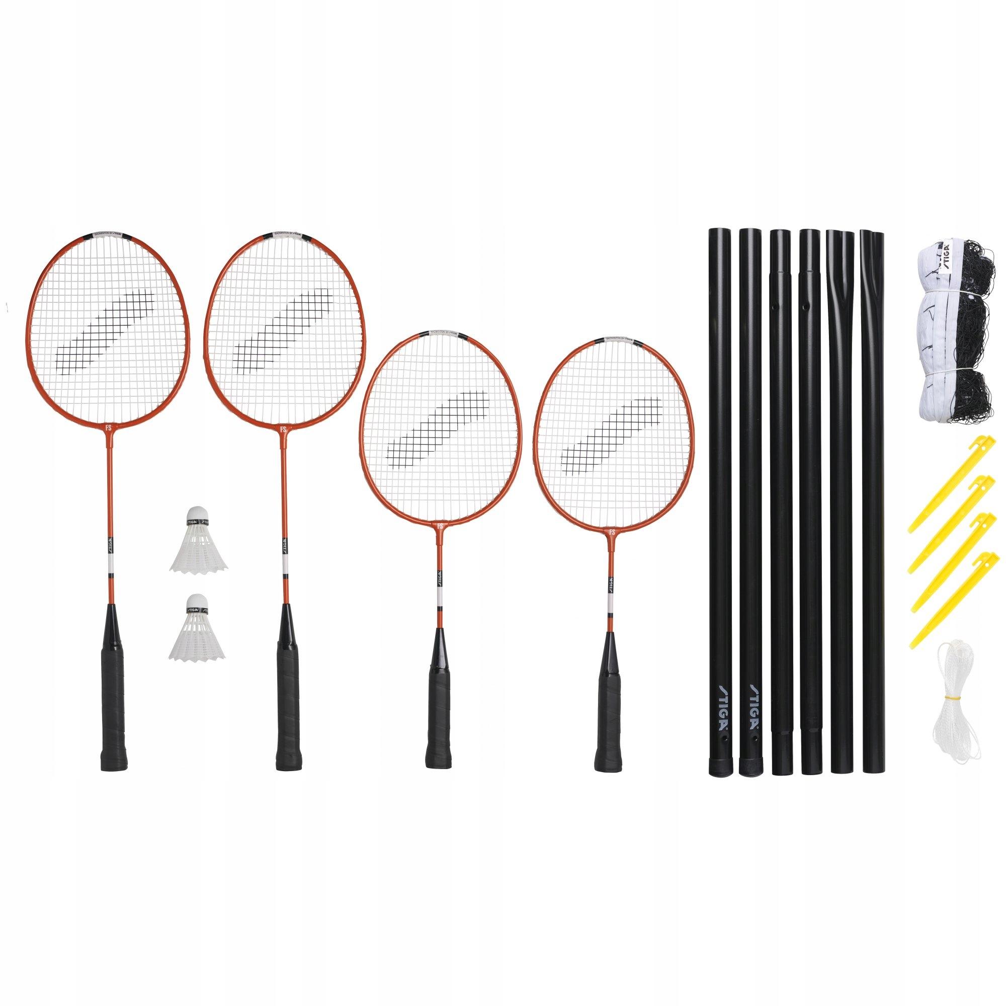 Badminton Stiga Family FS, STIGA COMET KIT