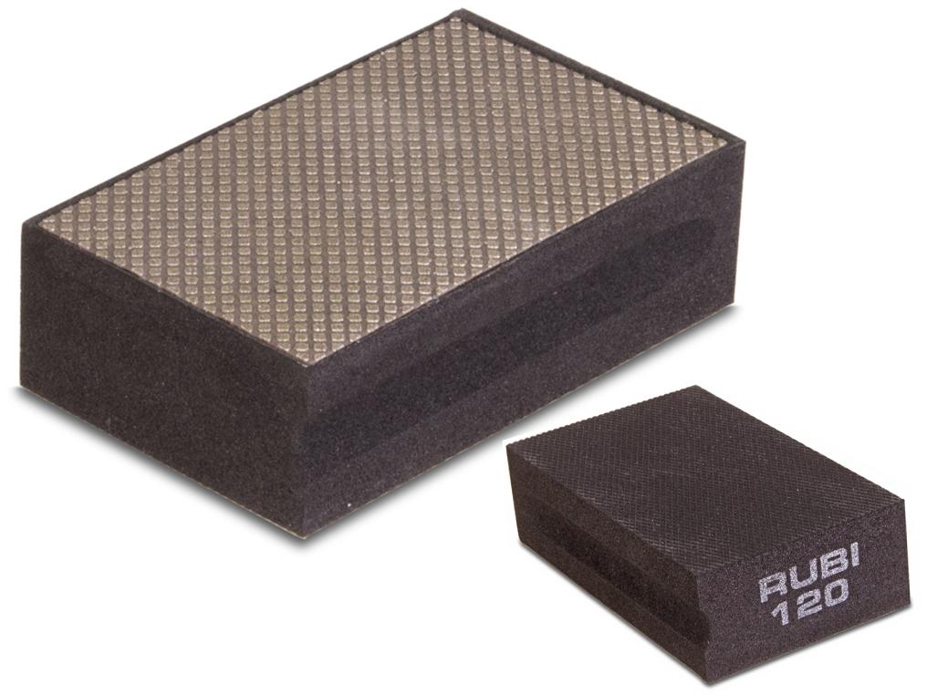 Diamantová špongia RUBI GR120, zrno 120