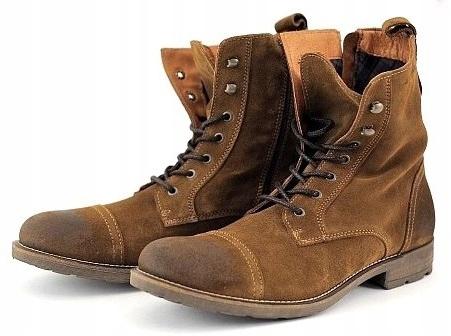ANNA PEĽ _-30% MARC O'POLO vintage topánky pracovník