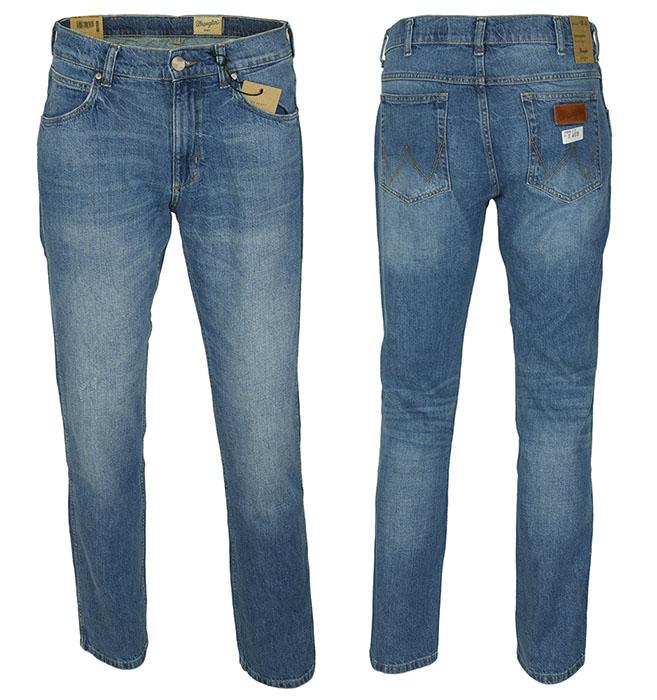 WRANGLER GREENSBORO Jeans Mens W35 L34 Vintage
