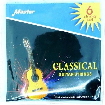 Reťazce pre klasickú alebo akustickú guitar @@@@@@@@