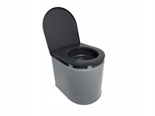 12L prenosné wc s bidetom pre stanu, KARAVANU