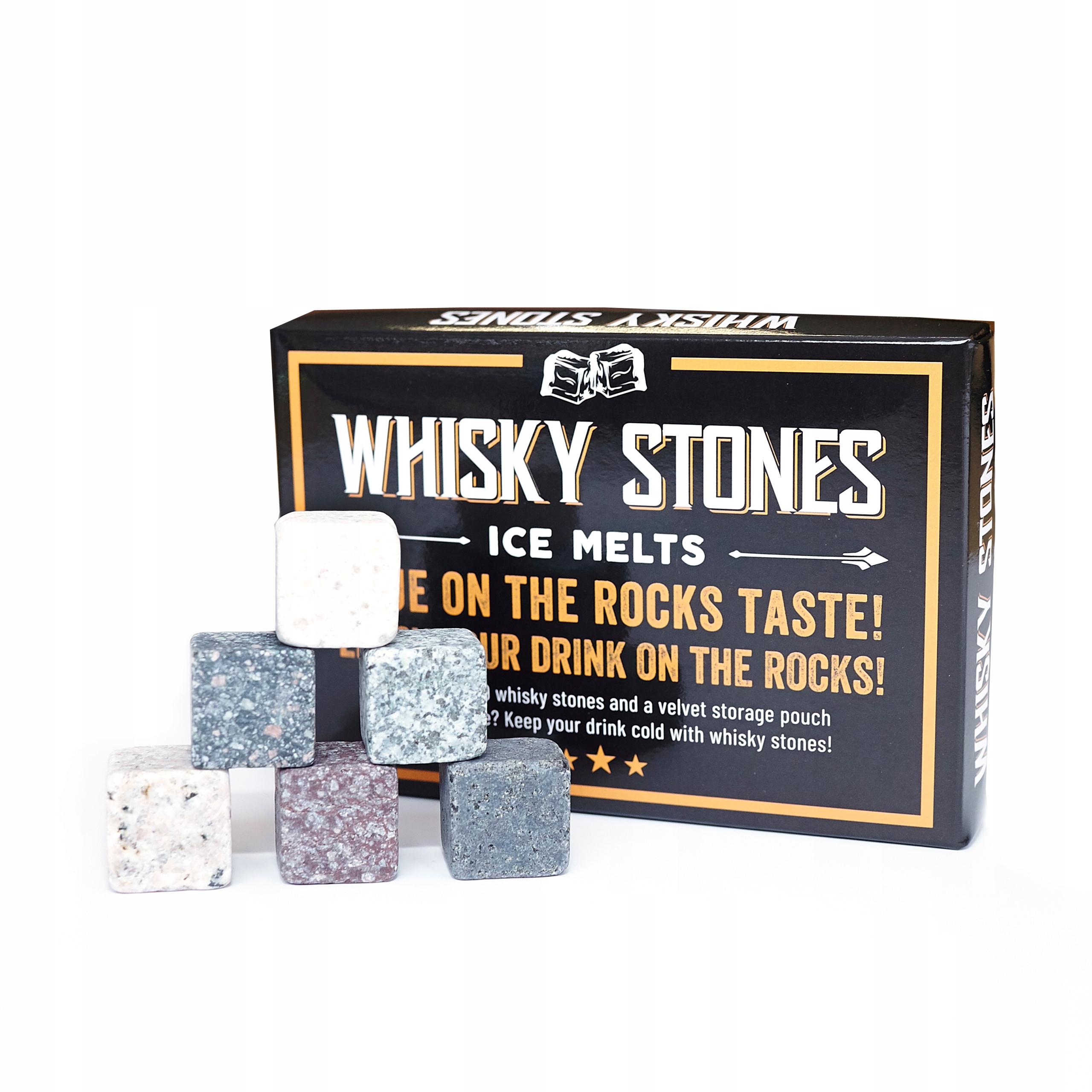 Kamienie Lodowe Kamienne Kostki Whisky Stones 6199152037 Allegro Pl
