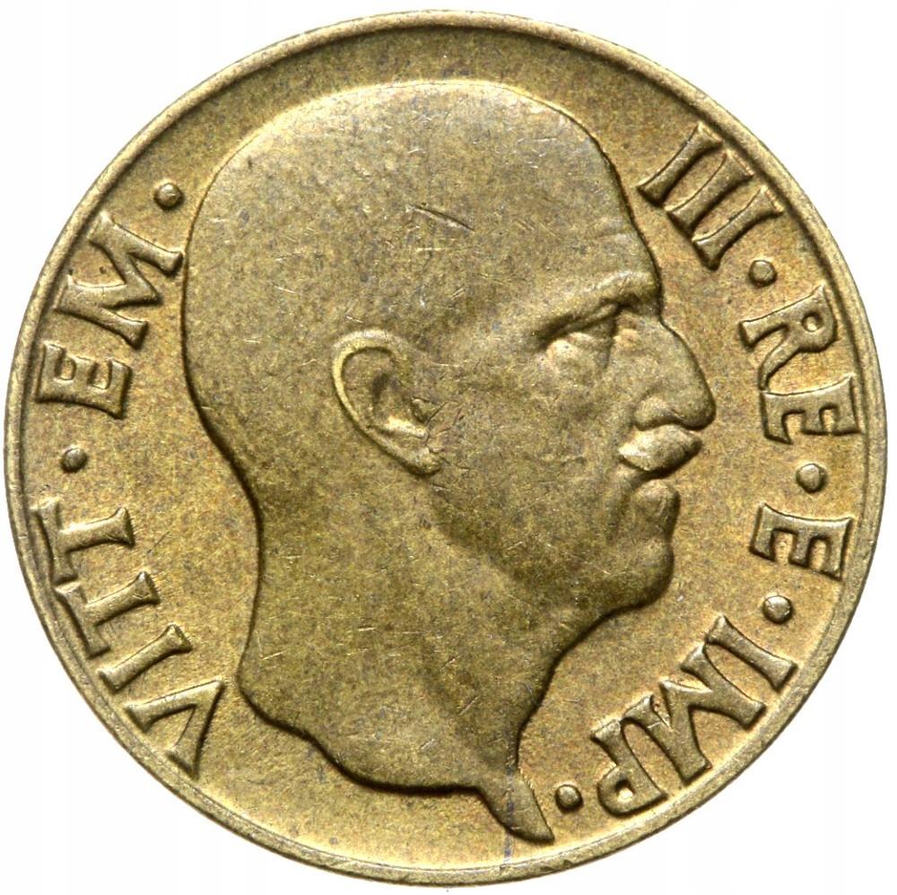 Taliansko - Wiktor Emanuel III - 5 CENTESIMI 1941