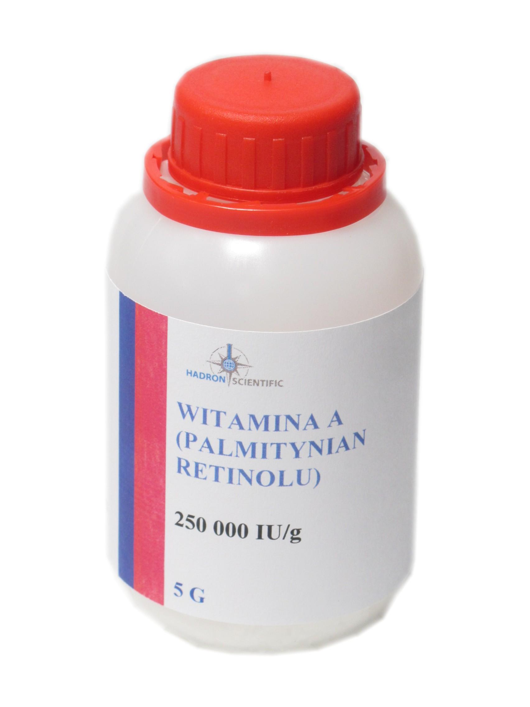 Vitamín A (Palmitinian Retinyl) - 5 g