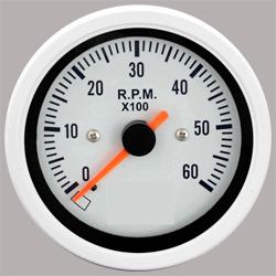 Tachometer 85mm, 6000obr, jachty, lode,jachty B