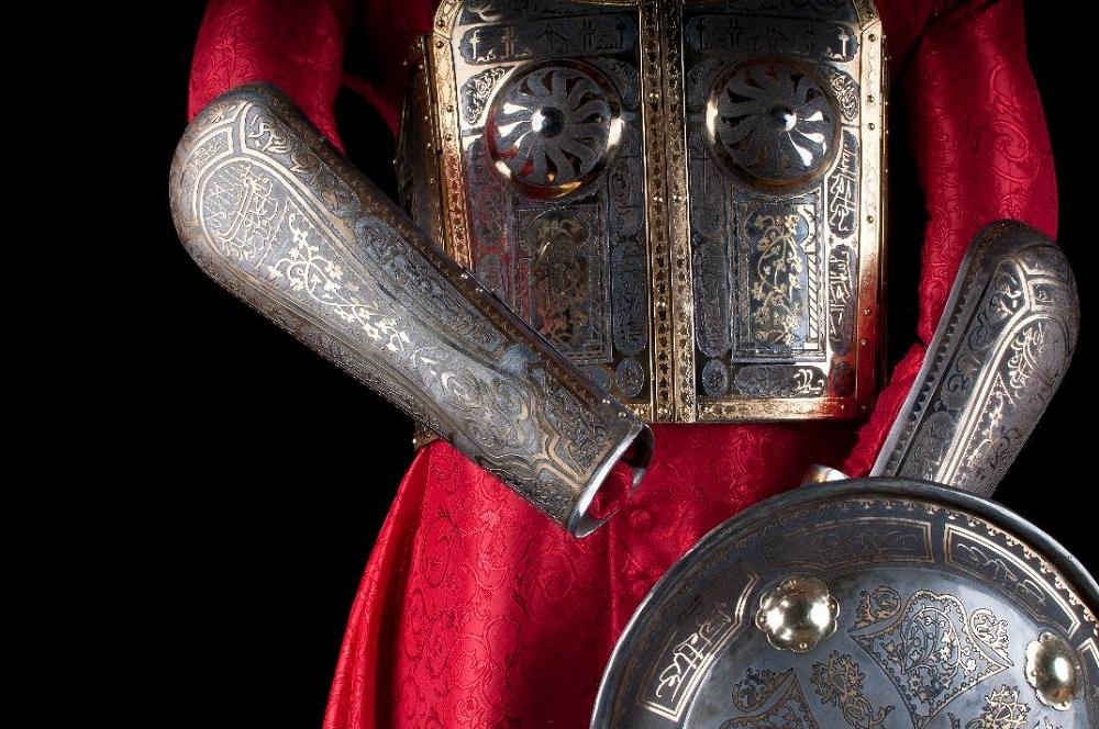Kompletné Indo-Perzské výzbroj - Replica 1: 1