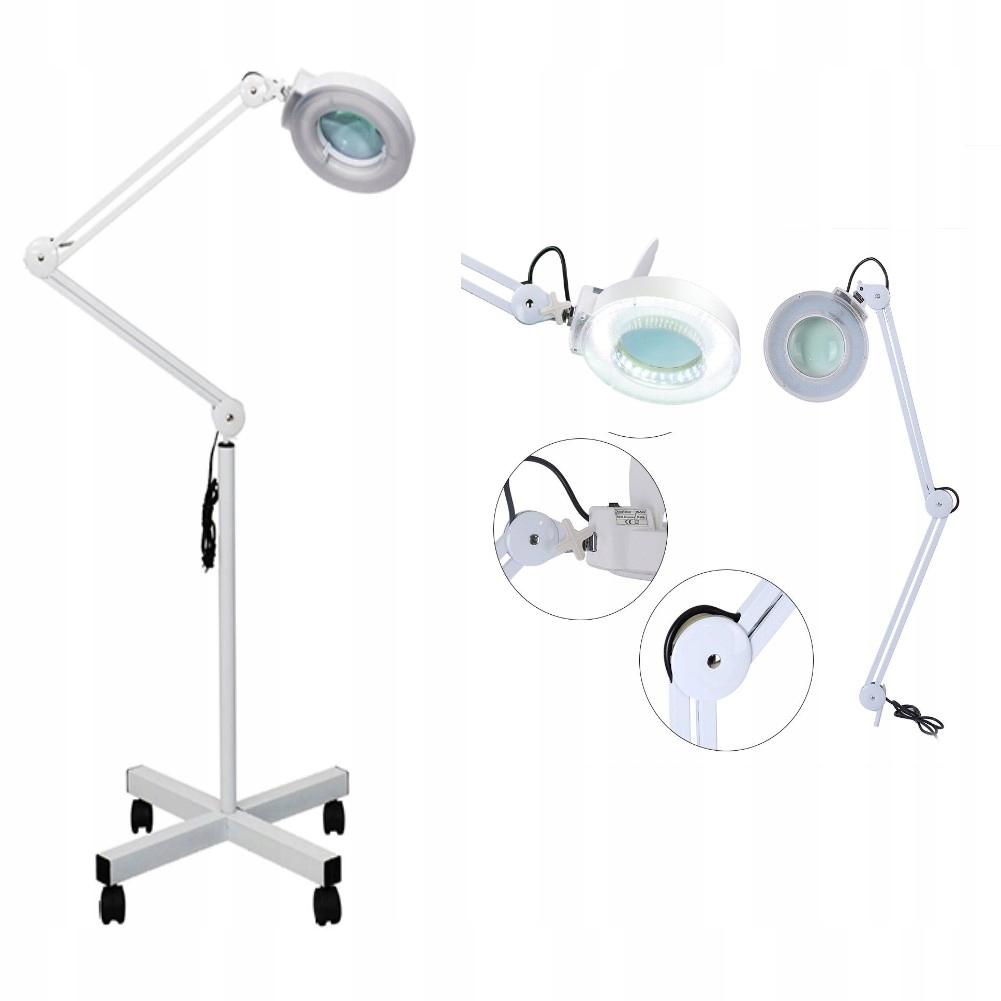 lampy led kosmetyka działanie