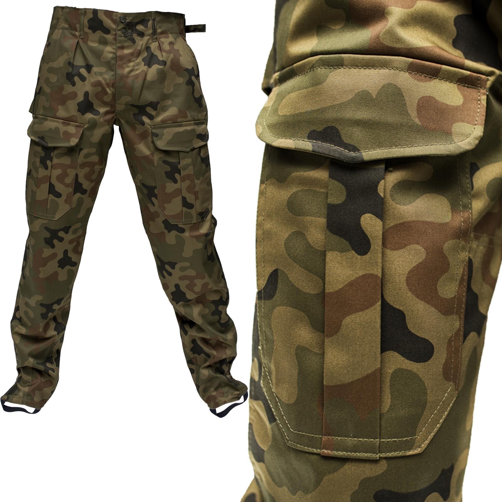 97a70b17b Spodnie wojskowe POLSKIE MORO Bojówki Pantera XL/L 7574944165 - Allegro.pl