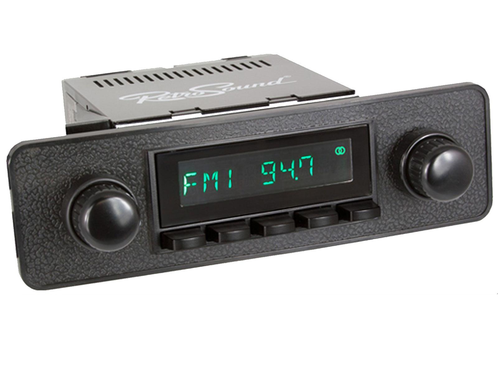 Retro Zvuk MP3 Rádio USB pre VW Golf 1 / Caddy 1 MKI