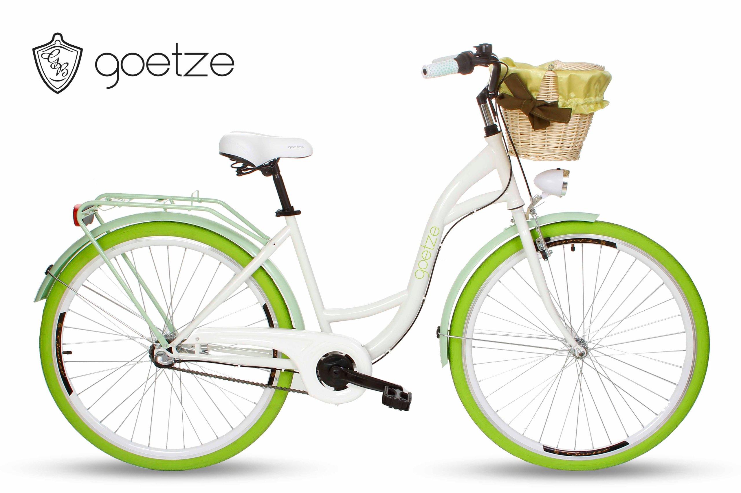 Ženské city Bike Goetze LTD ČUČORIEDKA 28 3b