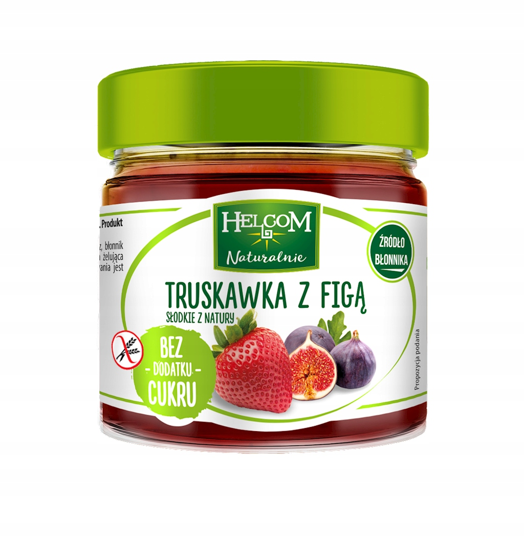 Item PASTA FRUIT STRAWBERRIES WITH 200G FIGĄ WITHOUT SUGAR