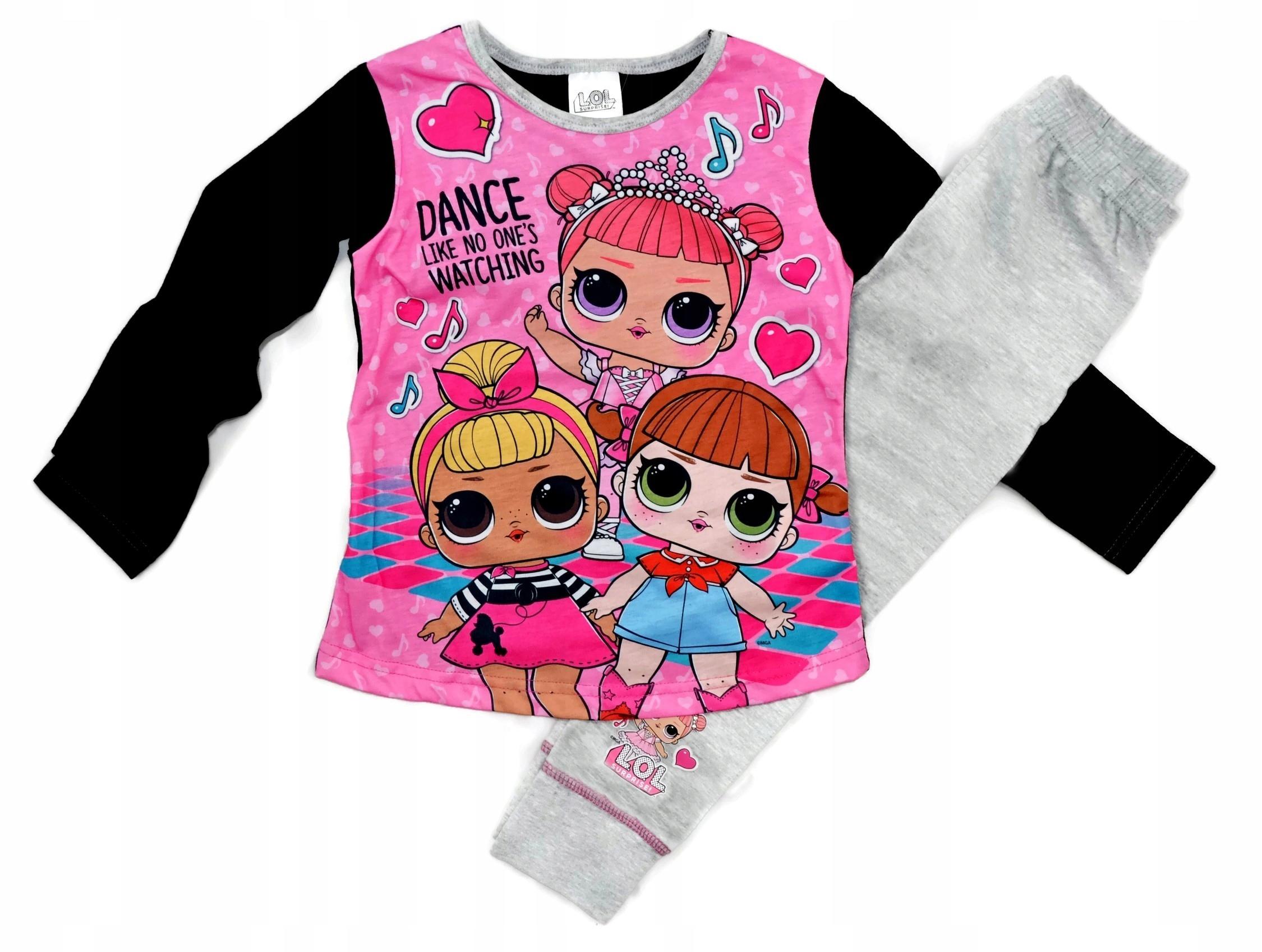 Pyžamo pre bábiku LOL Surprise 110 pyžama